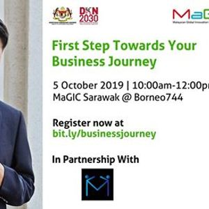 First Step Towards Your Business Journey