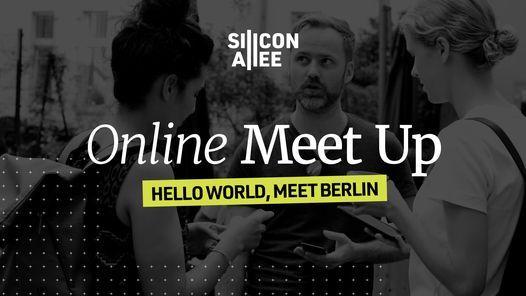 Silicon Allee Online Meet Up, 3 November | Online Event | AllEvents.in