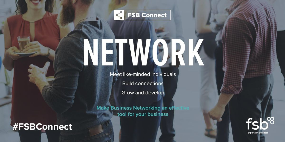 FSBConnect Telford Networking