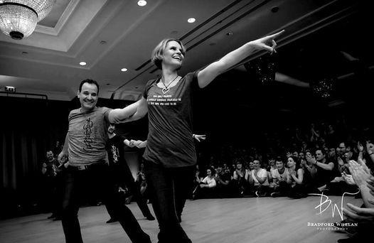 Elhalasztva! ☆Ádám&Rita Szegeden!☆ - West Coast Swing Workshop, 10 February   Event in Szeged   AllEvents.in