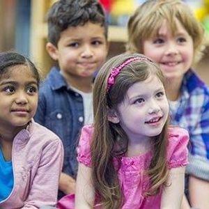 Interactive Preschool Story Time
