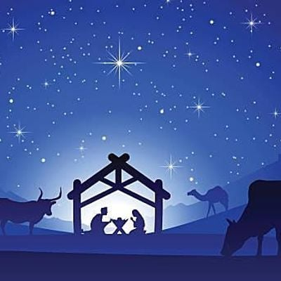Christmas Eve Outdoor Worship Service at 600 PM