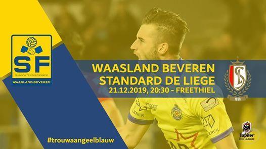 Waasland Beveren - Standard de Lige