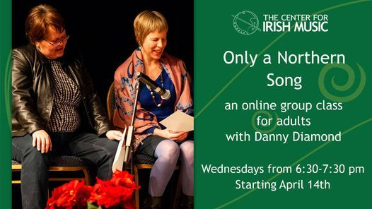Only a Northern Song - An Online Group Class for Adults, 14 April | Online Event | AllEvents.in