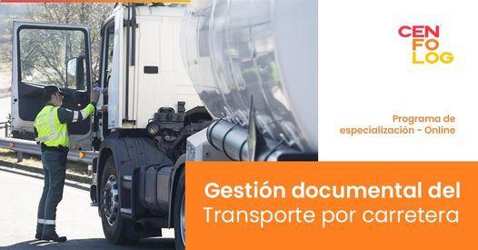 Gestión documental del transporte por carretera | Event in Lima | AllEvents.in