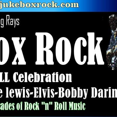 Sting Rays Jukebox Rock