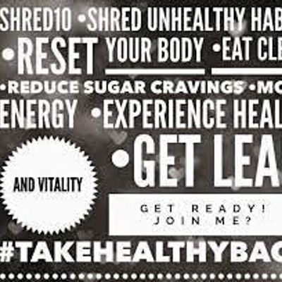 HOLISTIC SHRED- a 10 Day JUMPSTART to BETTER HEALTH