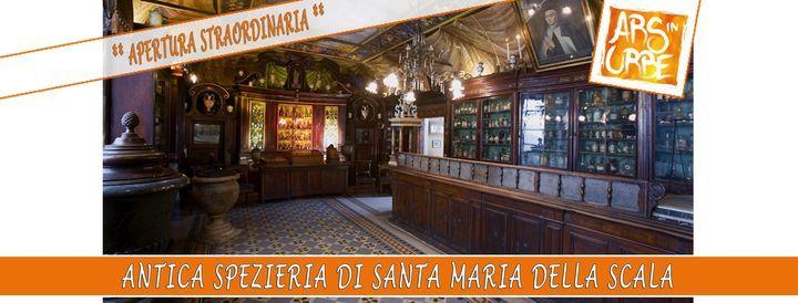 Antica Spezieria di Santa Maria della Scala  ** Apertura Straordinaria **, 27 March | Event in Rome | AllEvents.in