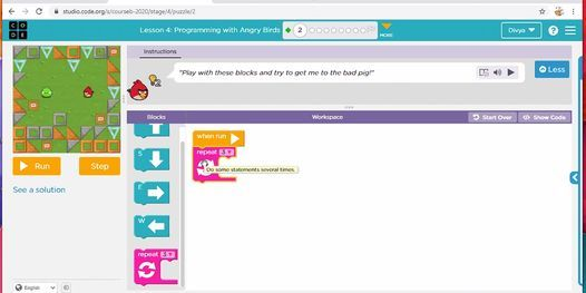 Kids Online Coding For Little Curious Minds 5 Day Camp | Online Event | AllEvents.in