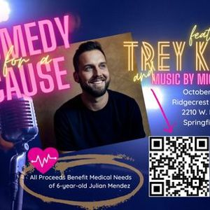 Comedy for a Cause Featuring Trey Kennedy