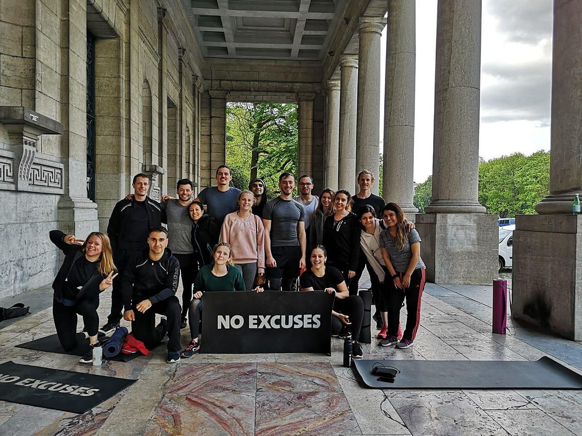 Sport & Social Event Tuesday Freeletics Workout