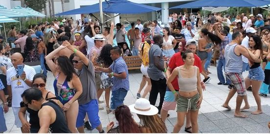 Marriott Hotel Salsa Pool Party | Event in Irvine | AllEvents.in