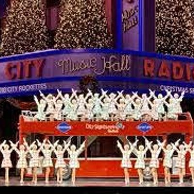 NYC Rockettes Christmas Spectacular 2021Bus Trip from Baltimore