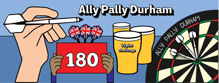 Ally Pally Durham - The Second Leg, 22 June   Event in Durham   AllEvents.in