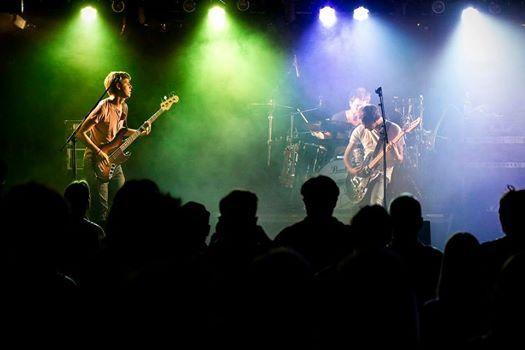 The Wild Rumble (GER) - Rock im Wohnzimmer