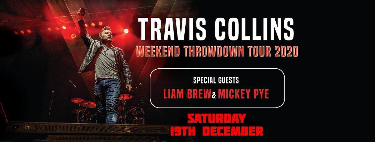 Travis Collins Weekend Throwdown 2020, 19 December | Event in Narrabundah | AllEvents.in