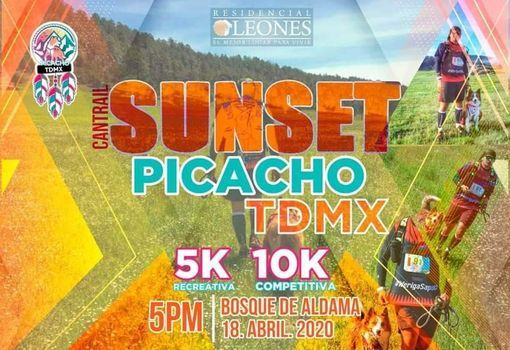 SUNSET Picacho TDMX, 25 August   Event in Chihuahua   AllEvents.in