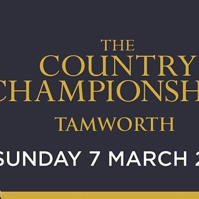 The Newhaven Park 2021 Country Championships Tamworth
