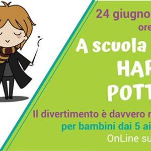 Kids Lab OnLine  A scuola con Harry Potter