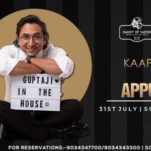 Comedy Night with APPURV GUPTA