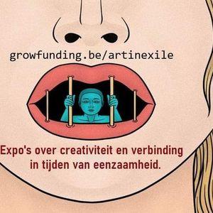 Expo ART IN EXILE Kazematten Ieper