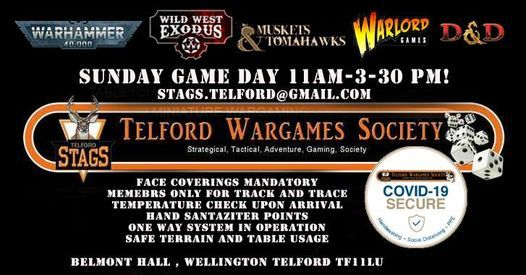Sunday Game Club Meeting | Event in Telford | AllEvents.in