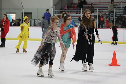 Halloween Public Skate & Costume Contest at Skatium Ice