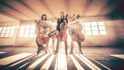 Apocalyptica - Cell-0 Tour in Toronto, 5 May   Event in Toronto   AllEvents.in