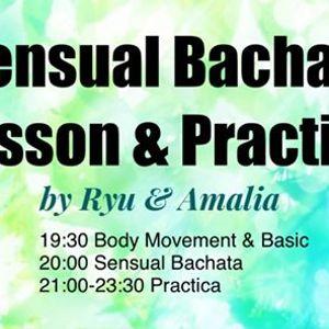 Sensual Bachata Lesson & Practica