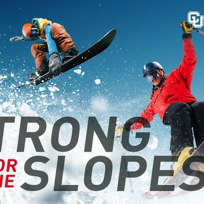 Strong for the Slopes - Ski and Snowboard Conditioning Series