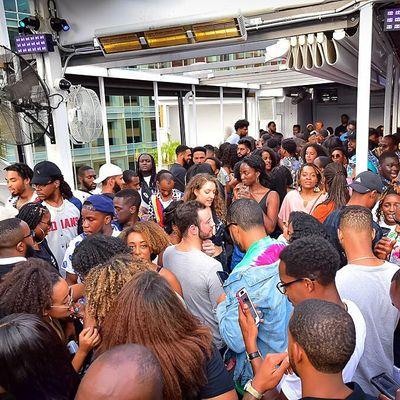 SkyLineDC Decades Sundays Day Party  AfroBeats HipHop Soca
