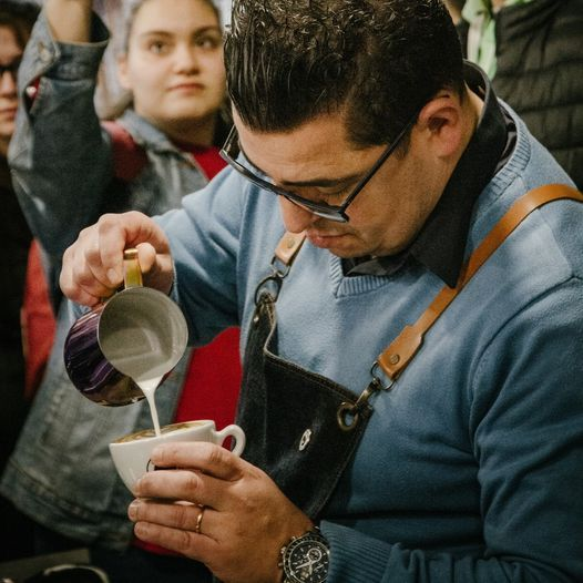 Workshop Barista Attitude, 18 May | Event in Aveiro | AllEvents.in