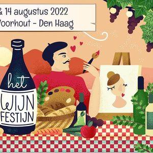 Het Wijn Festijn - Den Haag - Lange Voorhout