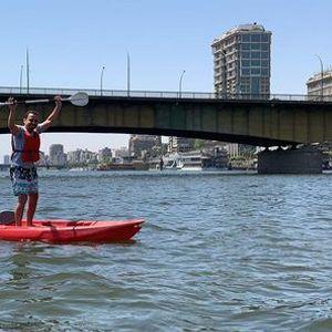 Weekly Kayak Ride