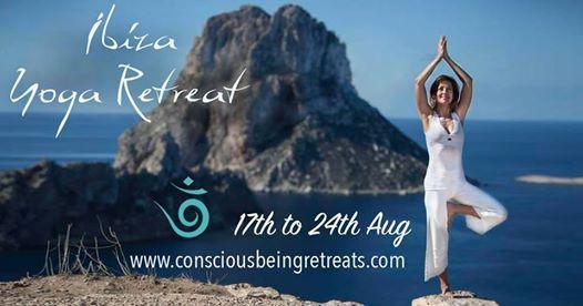 7 days Ibiza Yoga Holiday Retreat  at Conscious Being Retreats Ibiza