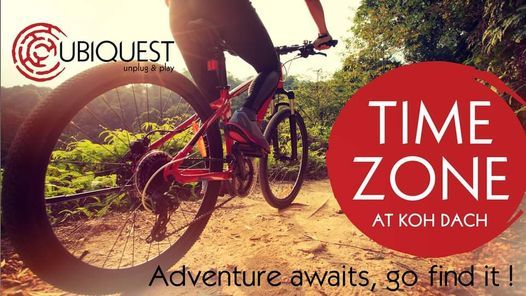 Time Zone, Cycling Game Adventure, 4 April | Event in Phnom Penh | AllEvents.in