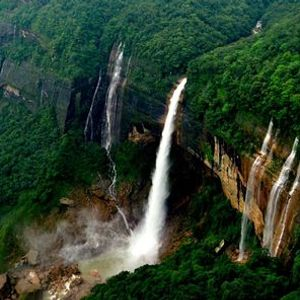 Meghalaya - The Abode of Clouds
