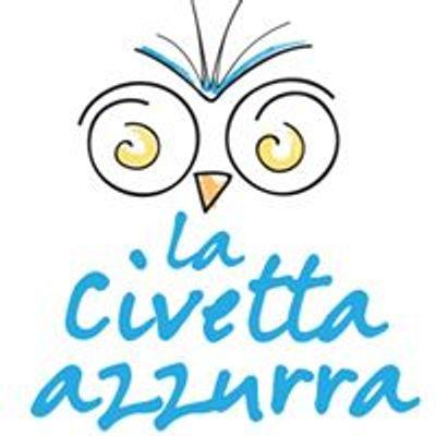 La civetta azzurra - libreria per bambini