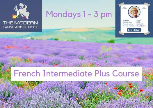 French Course: Intermediate Plus, 19 April | Event in Huddersfield | AllEvents.in