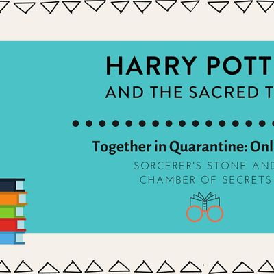 Harry Potter and the Sacred Text Virtual Class Books 1 & 2