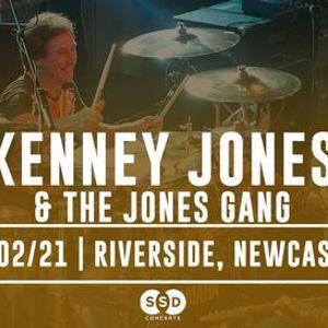 Kenney Jones & The Jones Gang - Live in Newcastle