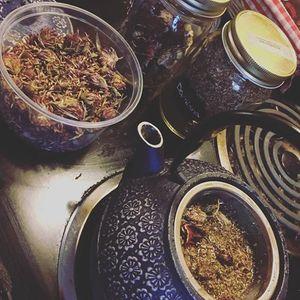 Kitchen Witchin Plant Medicine through everyday cooking