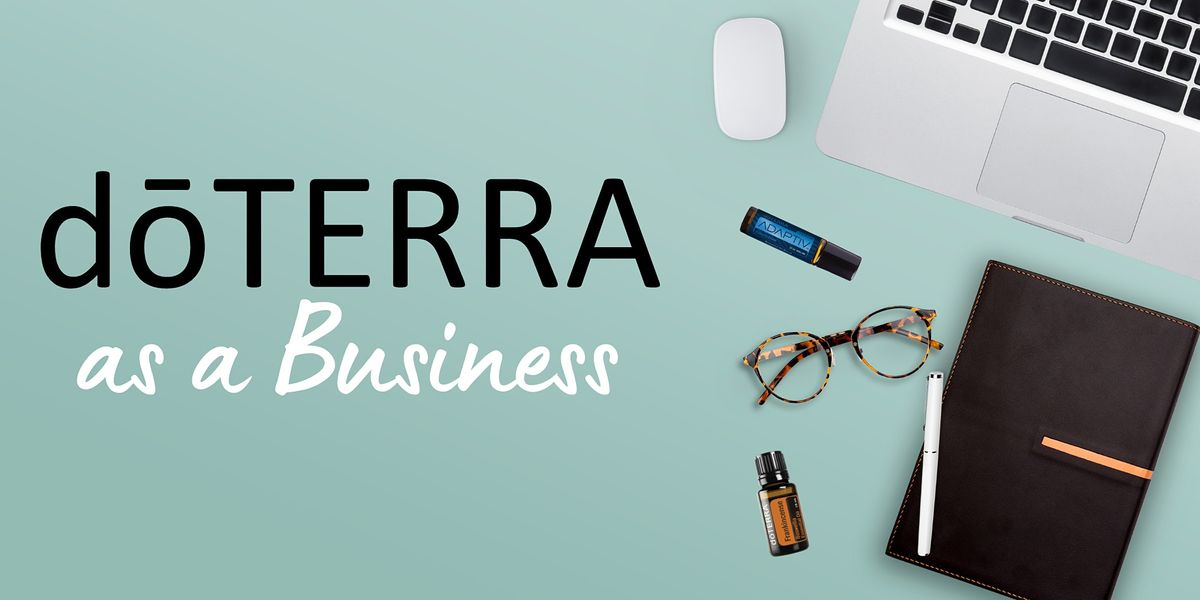 doTERRA as a Business | Online Event | AllEvents.in