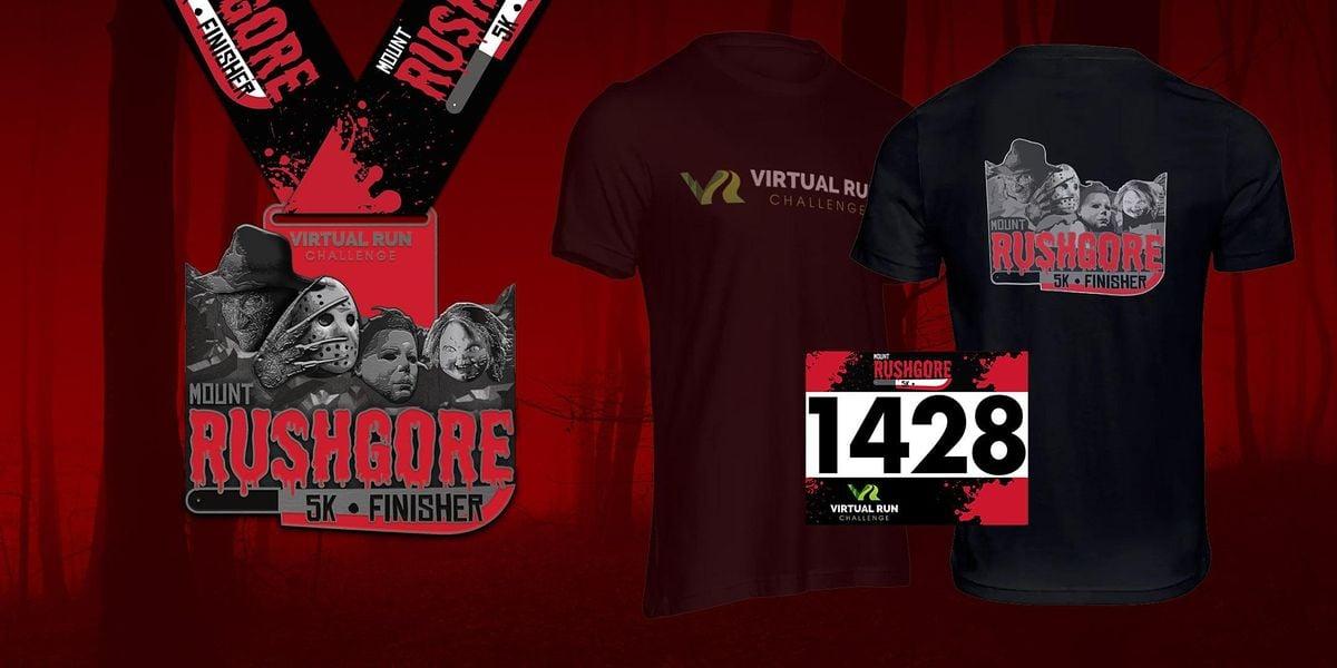 Ventura Halloween Events 2020 2020   Mount RushGore Virtual 5k Halloween Run   Ventura, Ventura