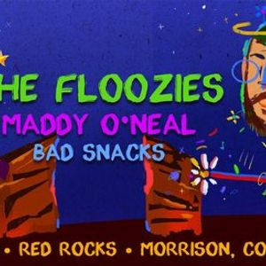 The Floozies at Red Rocks