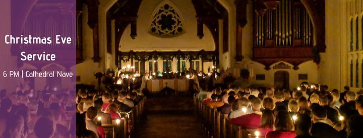 Traditional Christmas Eve Service, St. John's Cathedral