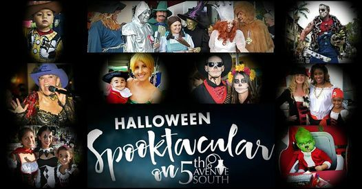 Naples Halloween Spooktacular On 5th Ave South, 31 October   Event in Naples   AllEvents.in