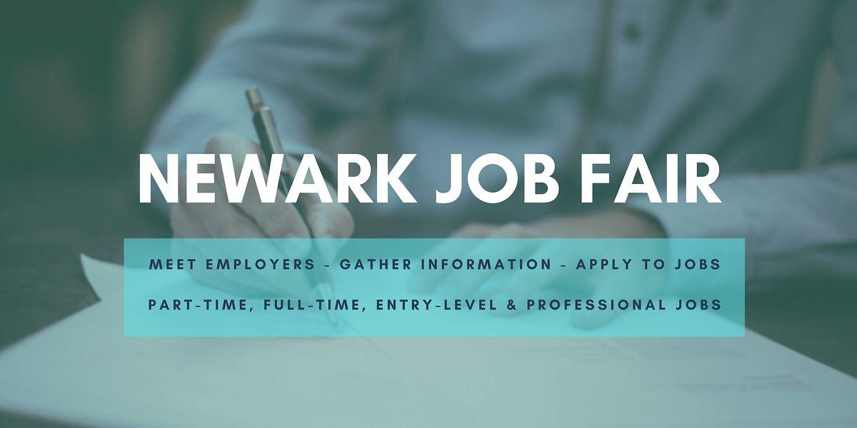 Newark Job Fair - December 14 2020 - Career Fair