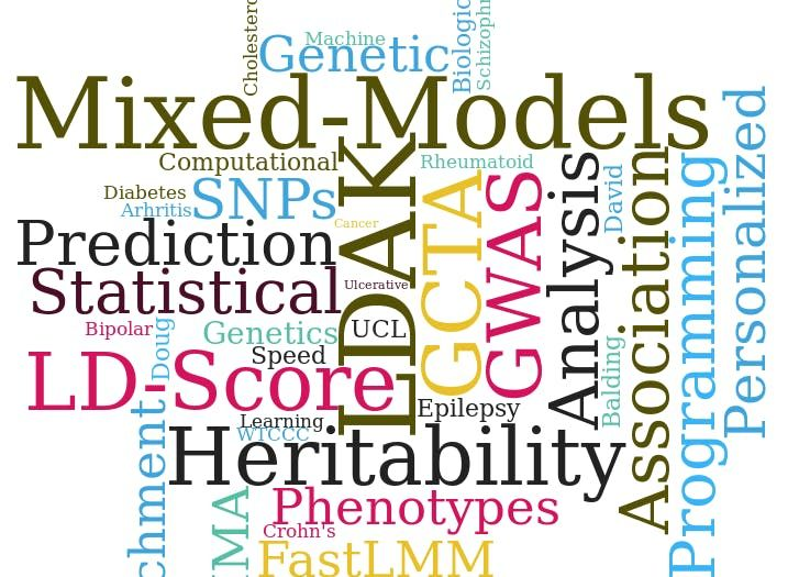 AIAS Short Course - Methods for Analysing Complex Trait GWAS Data