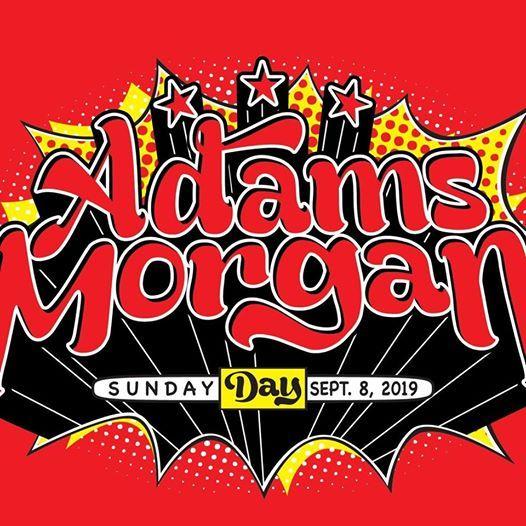 Adams Morgan Day 2019